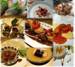 「kitchenそらら」 夜の宴会コースのご案内写真