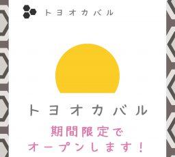 【イベント】トヨオカバル …2/7(金)・8(土)、21(金)・22(土)写真